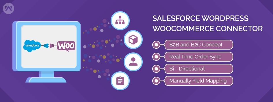 WordPress WooCommerce Salesforce Connector