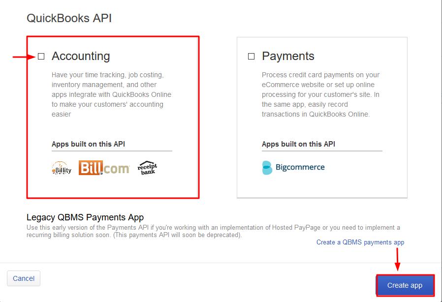 Accounting API