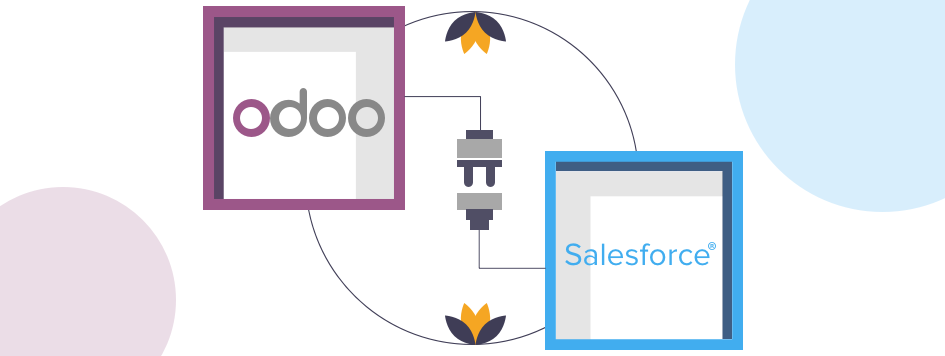 eShopSync for Odoo – Odoo & Salesforce Connector